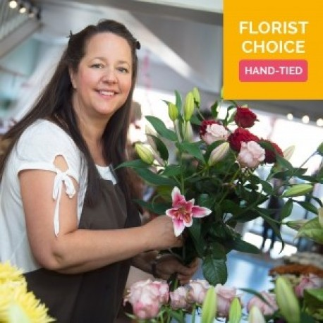 Florist's Choice Hand-tied