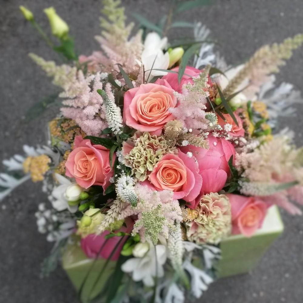 The Bouquet Shop Active Sale