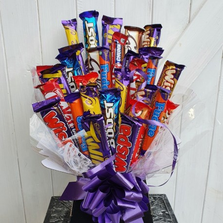 Chocolate Rainbow Bouquet