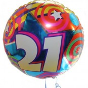 Age Birthday Balloon
